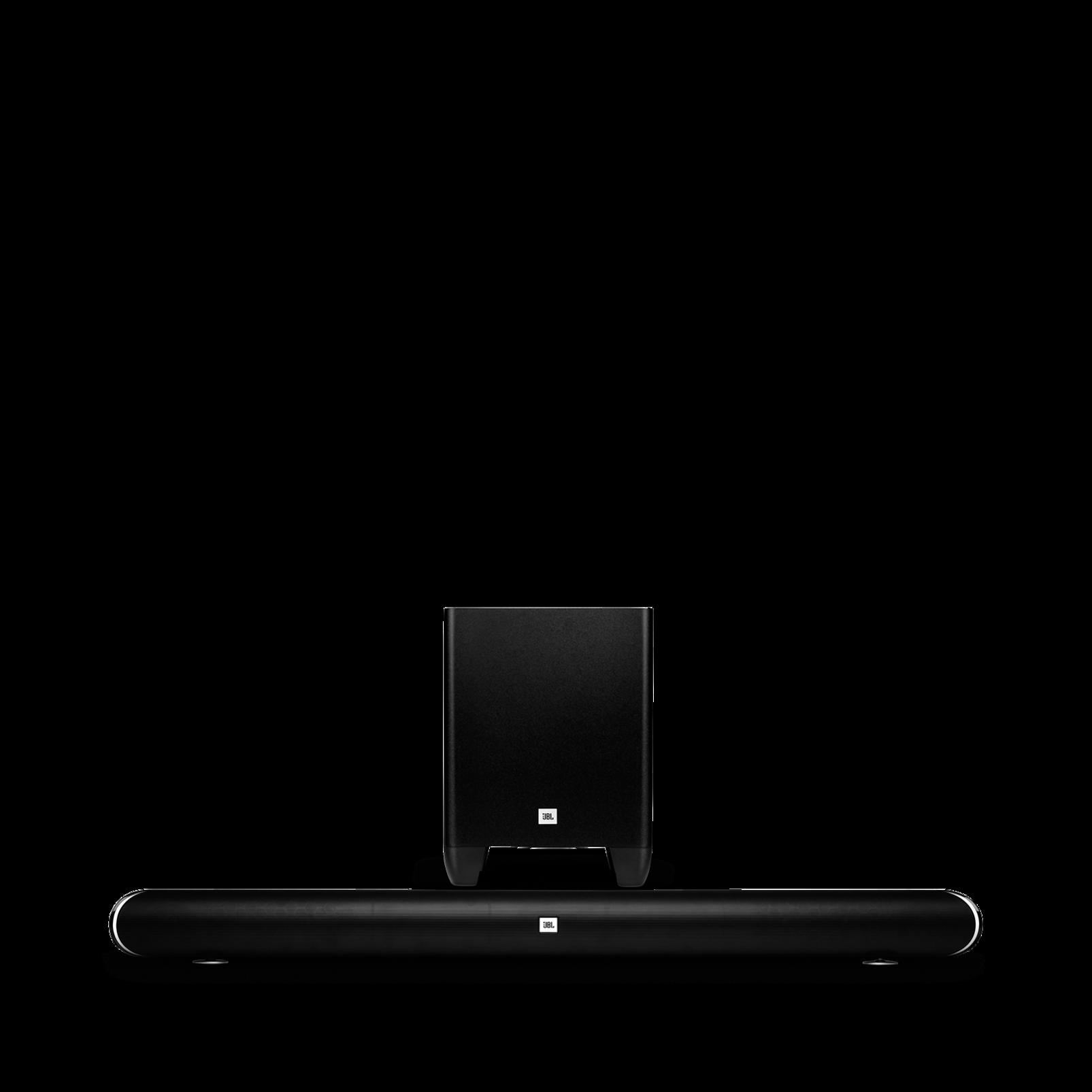 cinema sb350 2 1 bluetooth soundbar with wireless subwoofer. Black Bedroom Furniture Sets. Home Design Ideas