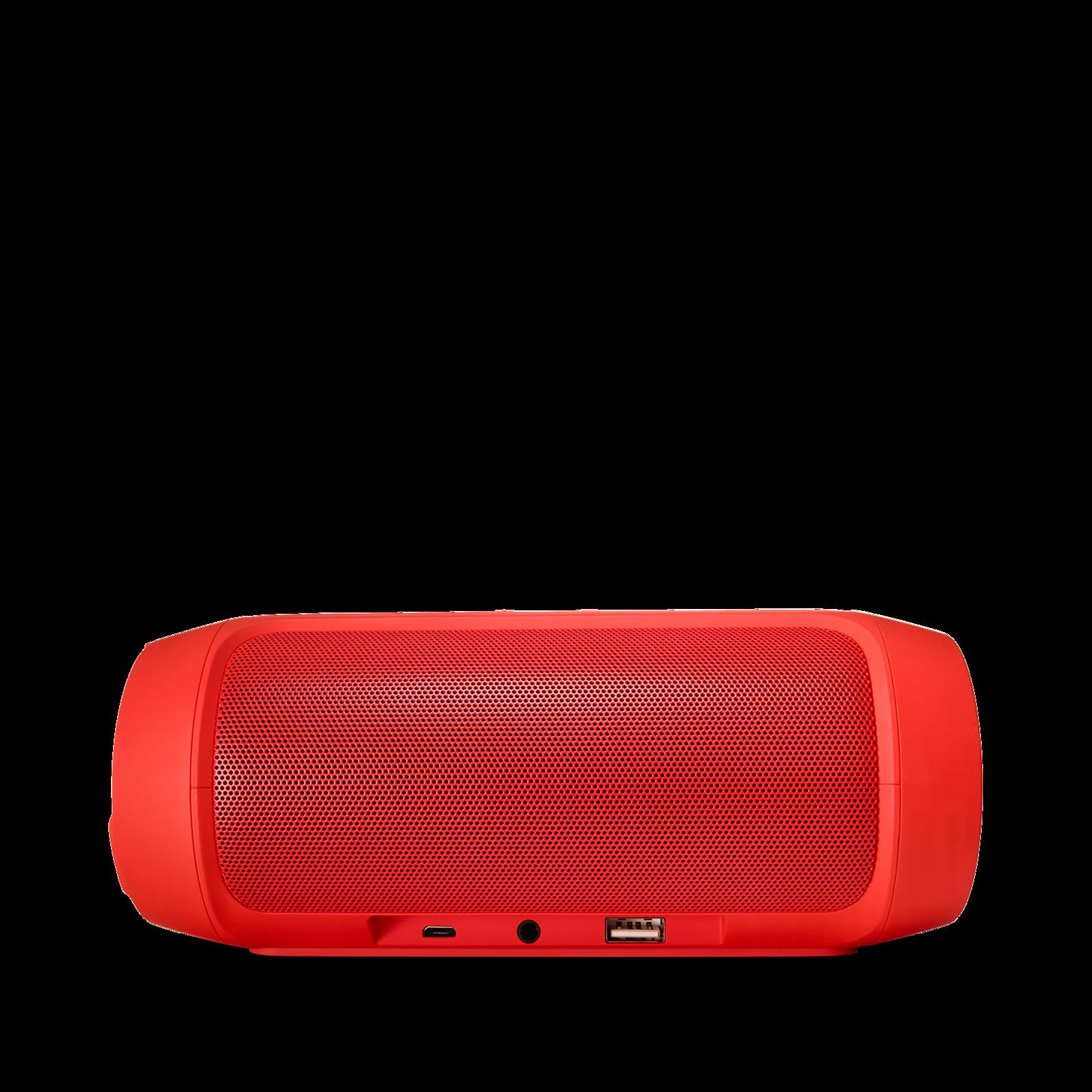 Jbl Charge 2 Splashproof Portable Bluetooth Speaker With Usb Charger Flip Merah
