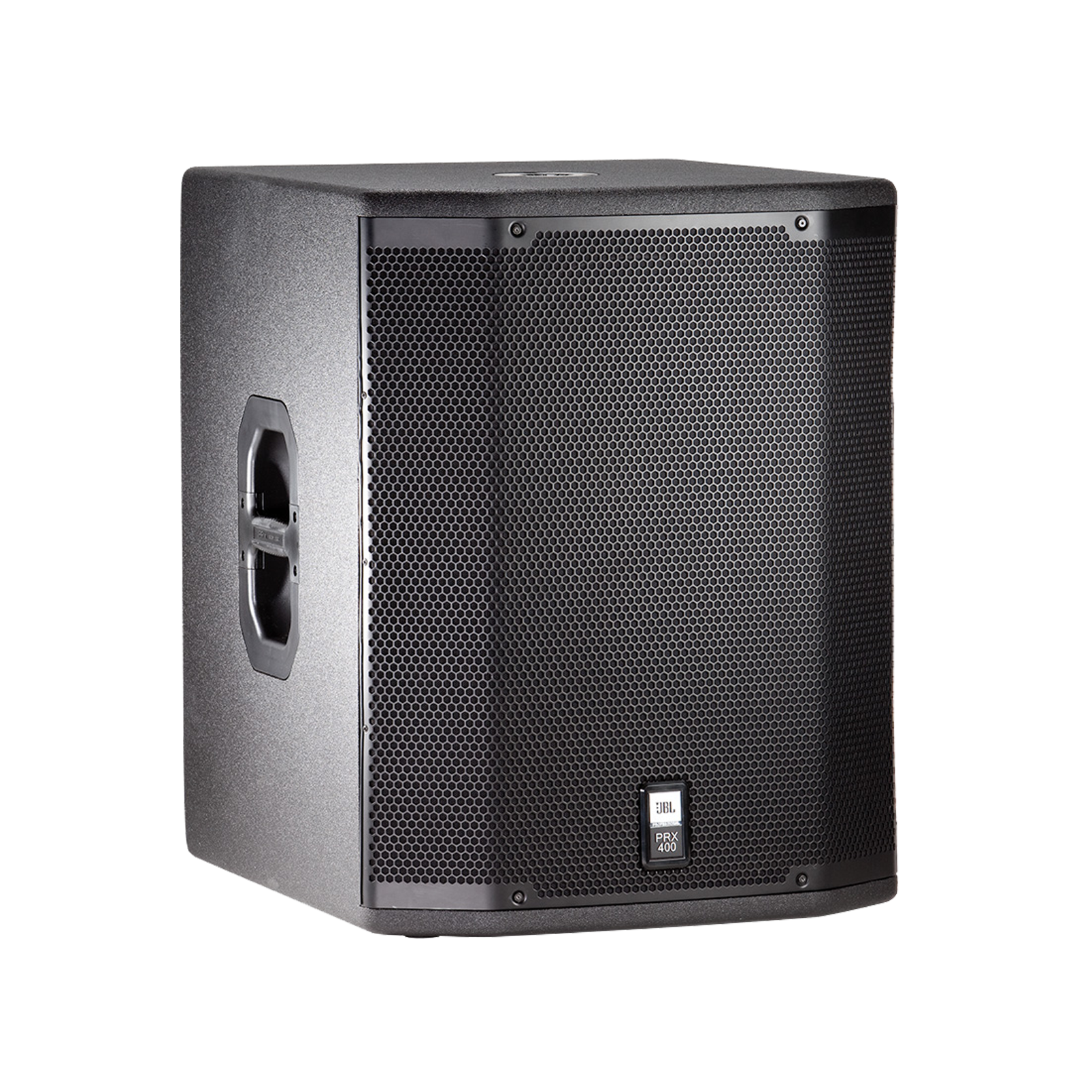 "JBL PRX418S - Black - 18"" Subwoofer - Hero"