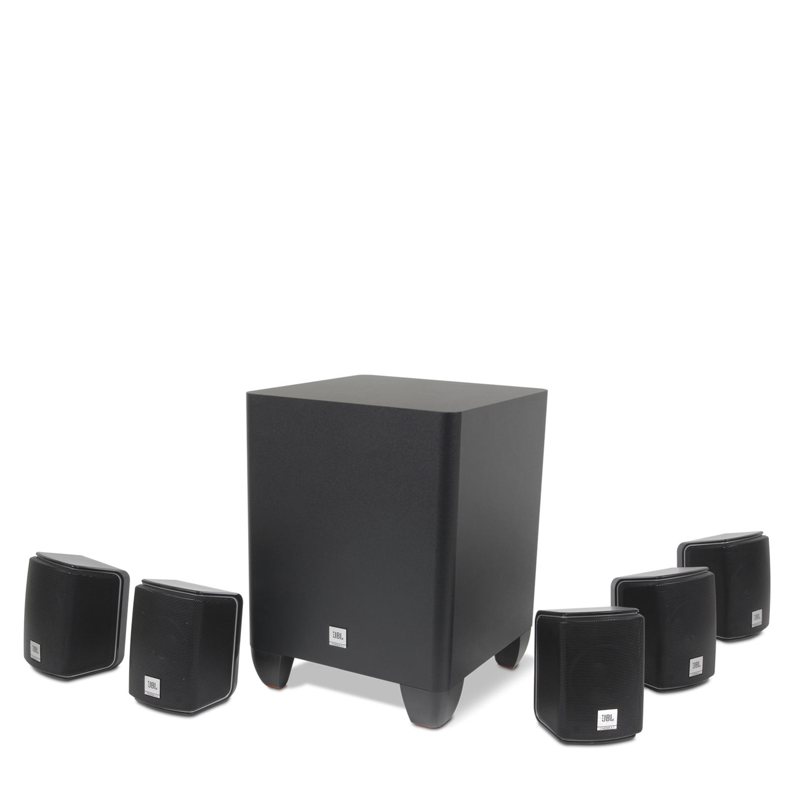 Cinema 510 51 Home Theater Speaker System With Powered Subwoofer How To Install Jbl