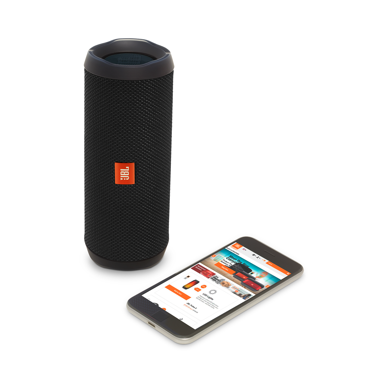 Jbl Flip 4 Portable Bluetooth Speakers Jbl Us