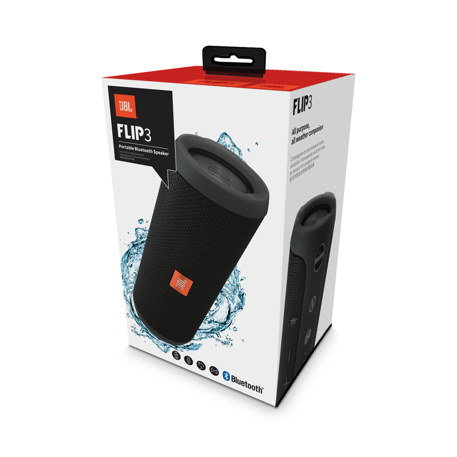 Jbl Flip 3 Full Featured Splashproof Portable Speaker With 5 Mm Jack Ptt Microphone Wiring Manuals Downloads