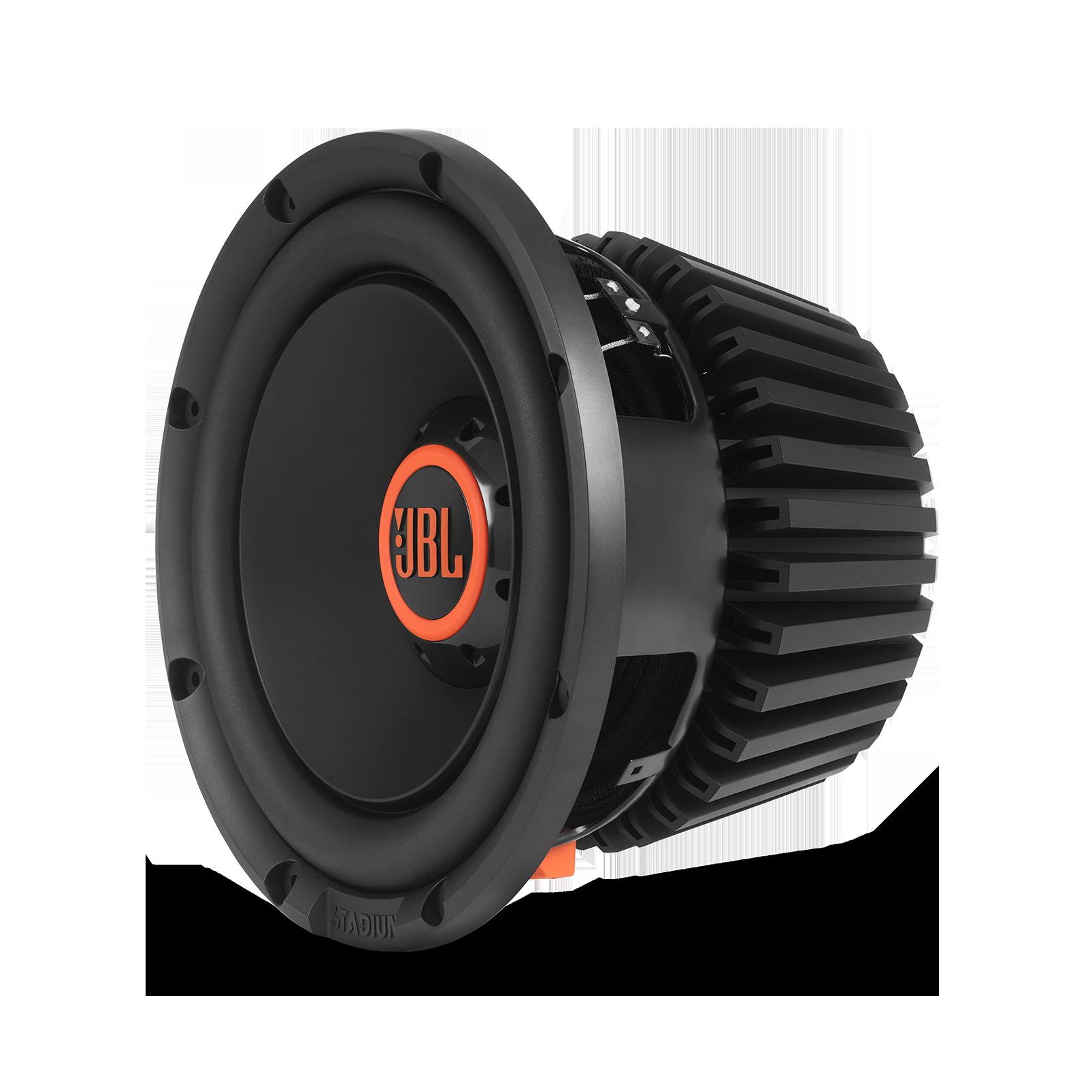 "10"" (250mm) High-performance Car Audio"