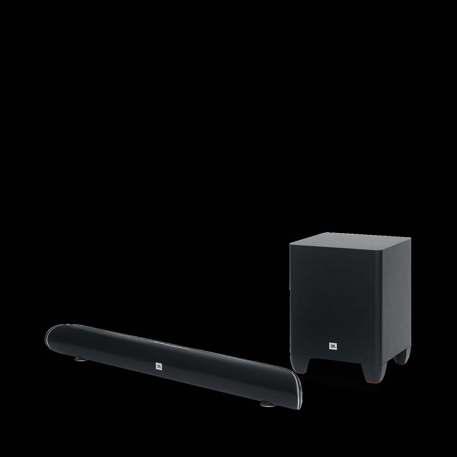 Cinema SB250 | 200W home cinema soundbar with wireless subwoofer and ...