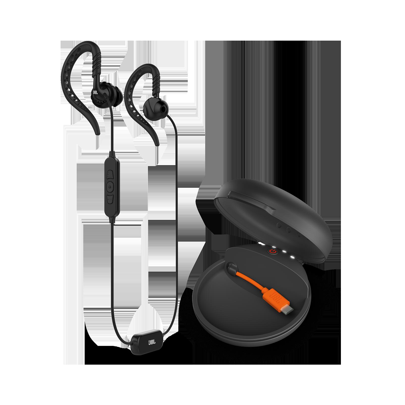 b2e48ec06f8 JBL Focus 700 | In-Ear Wireless Sport Headphones with charging case