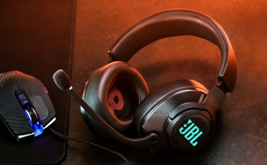 JBL QuantumSOUND Signature le brinda una verdadera ventaja de audio
