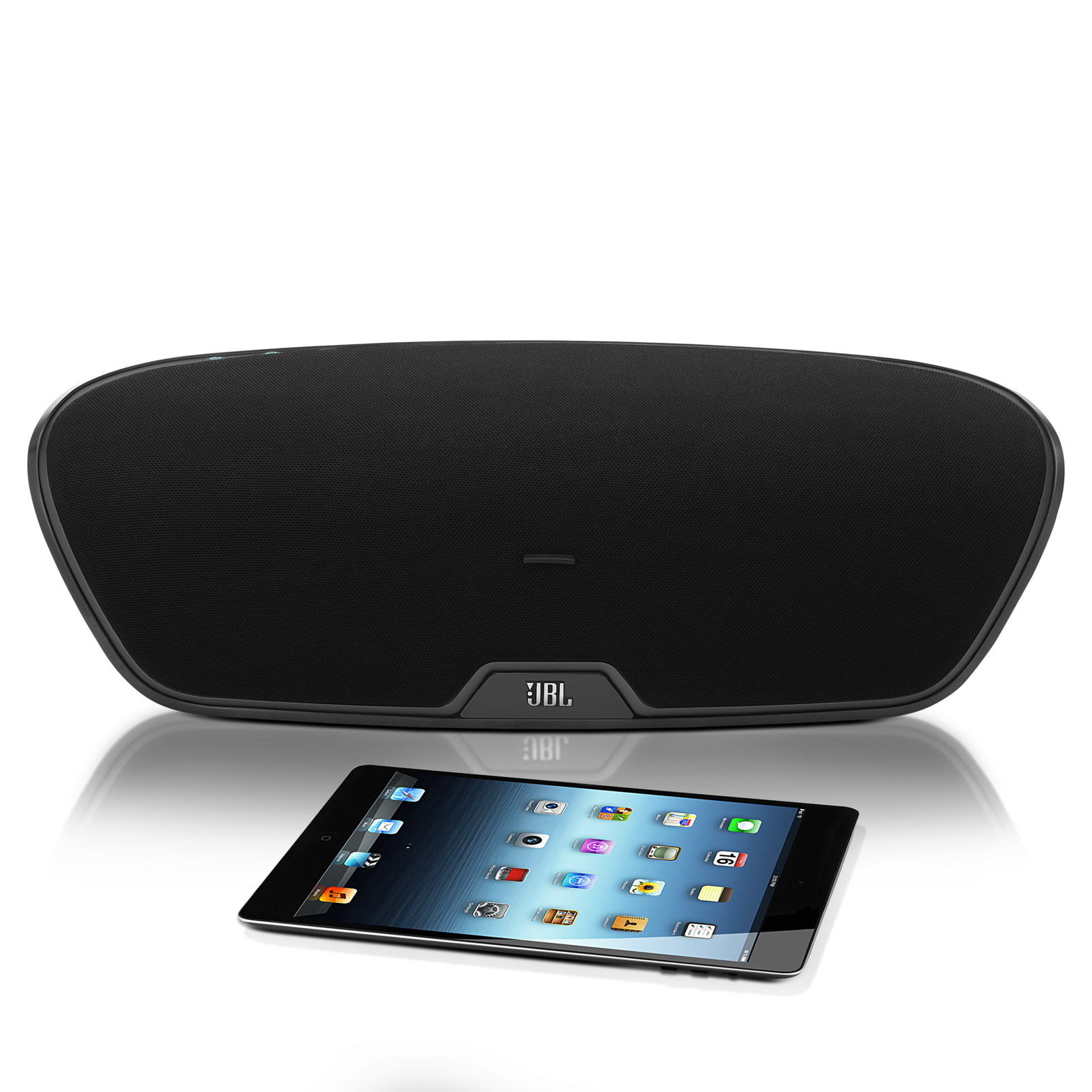 Jbl Onbeat Venue Lt Wireless Bluetooth Speaker Dock For Iphone5 Download Image Voice Activated Circuit Pc Android Iphone And Ipad Lightning