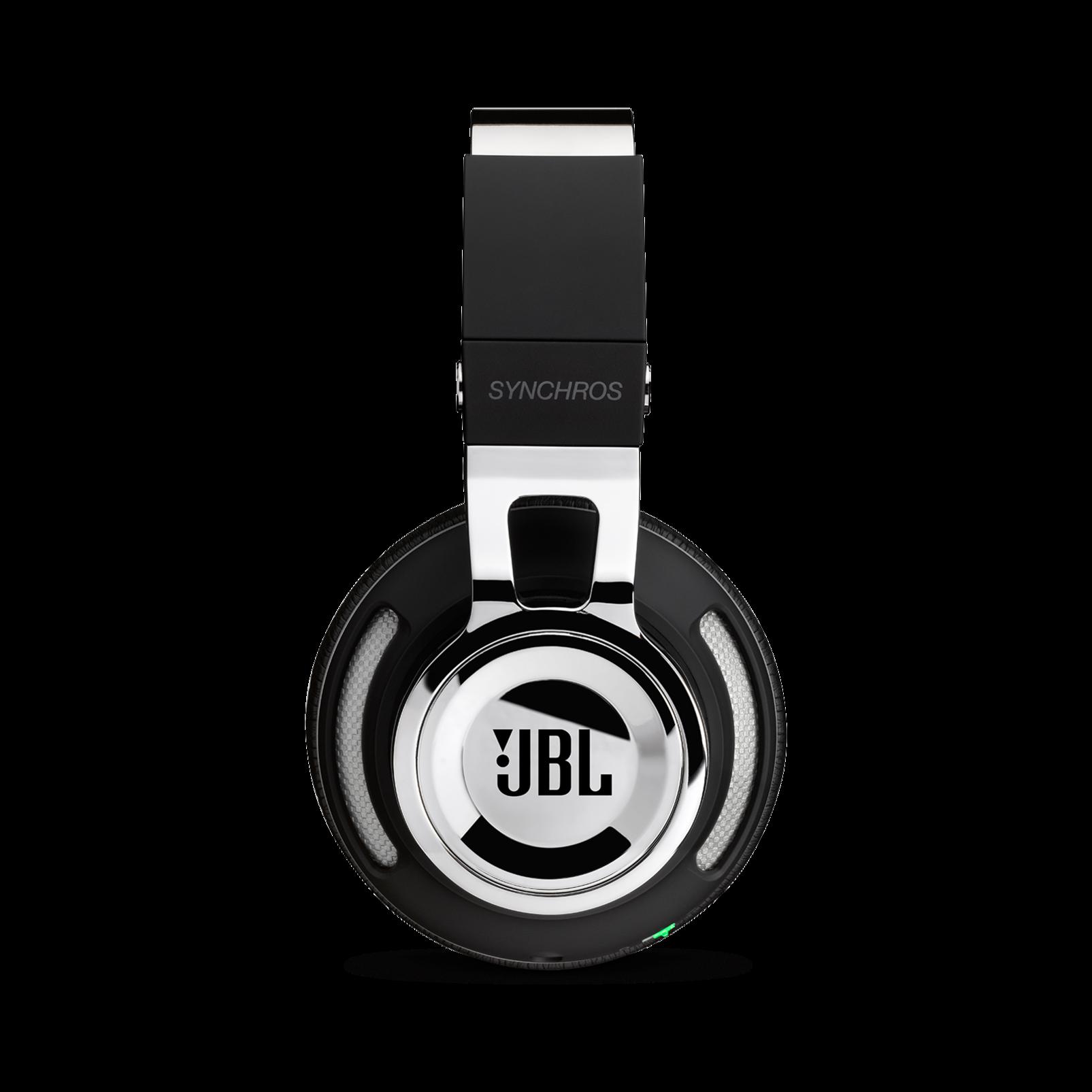 6db27b5b763 JBL Synchros Chrome Edition| Powered Over-Ear Headphones with Mic
