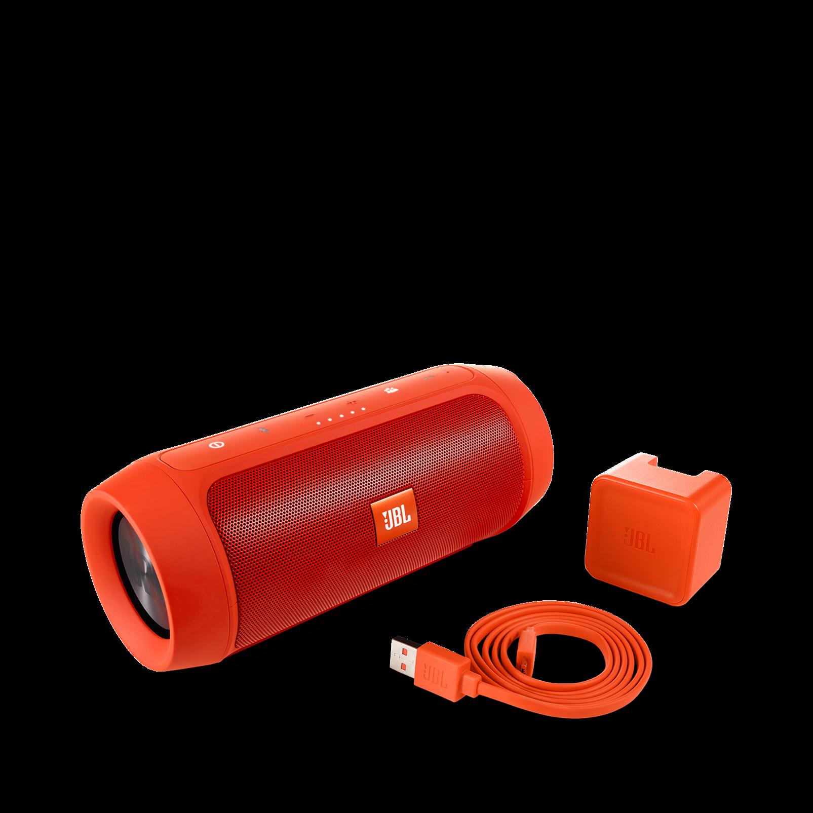 Promotion Charge Plus Orange