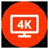 Prehod Ultra HD 4K z Dolby Vision ™