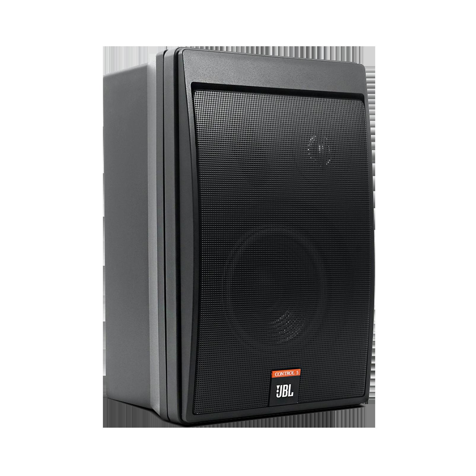 JBL Control 5 | Compact Control Monitor Loudspeaker System