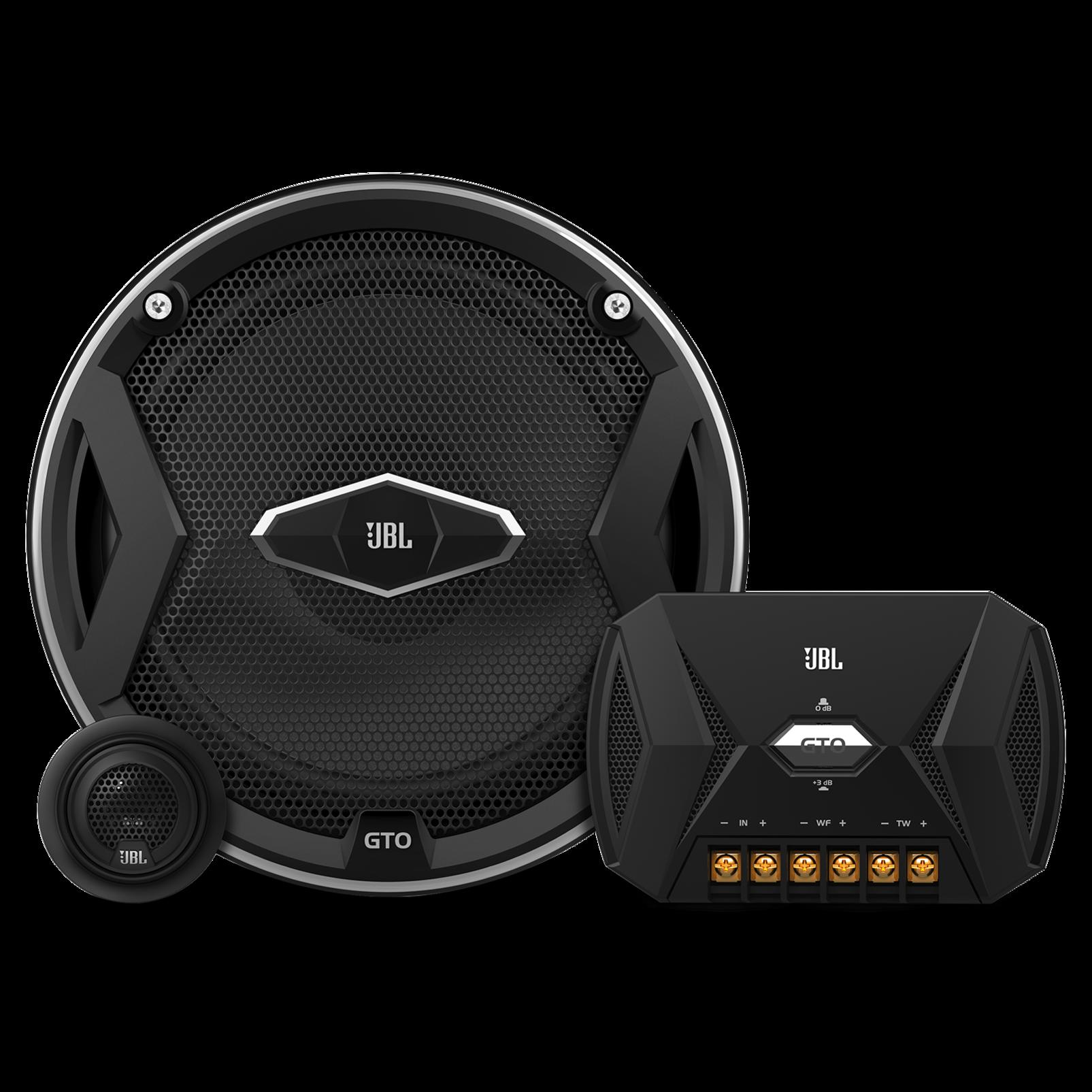 Gto609c 270 Watt 6 1 2 Two Way Component System Kicker Car Speakers Best Buy On 12 Inch Alpine Type R Wiring Diagram