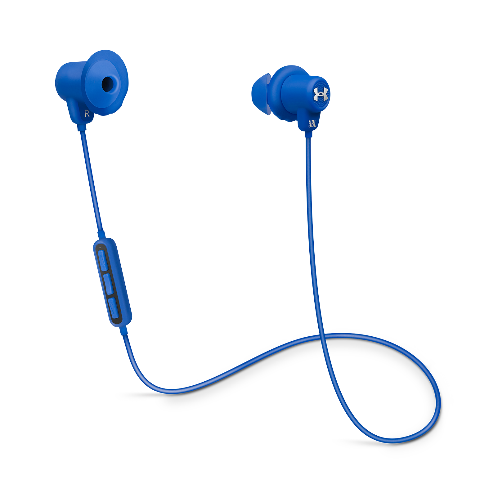Under Armour Sport Wireless - Blue - Wireless in-ear headphones for athletes - Hero