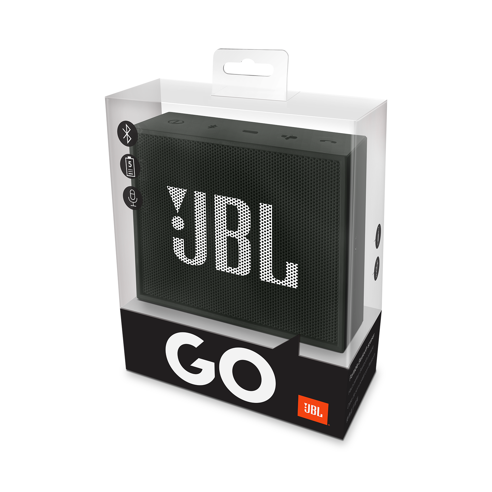 Jbl Go Portable Mini Bluetooth Speaker 2 Way Box Design Whats In The