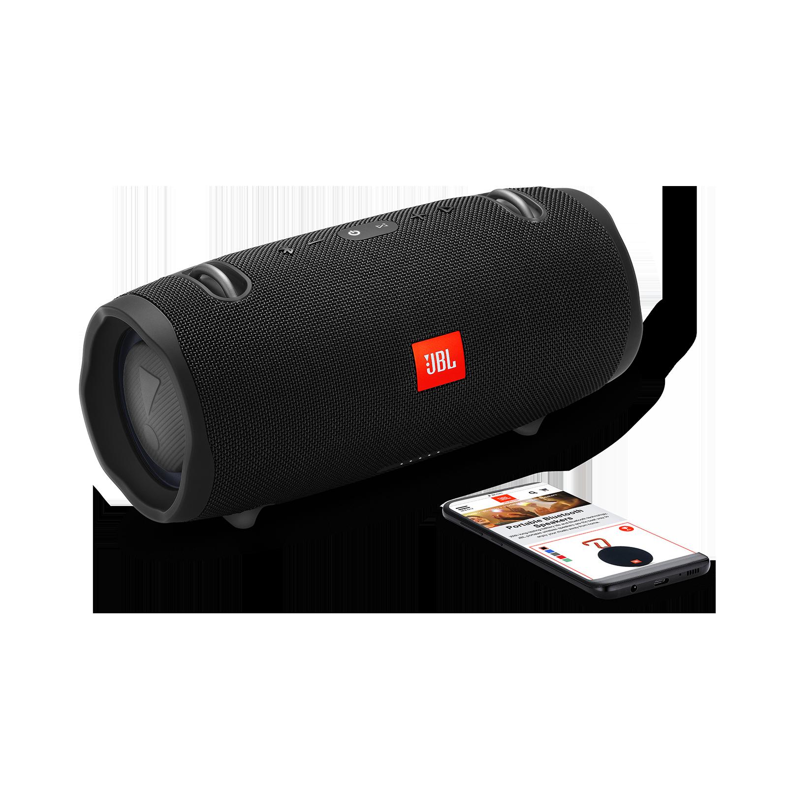 Jbl Xtreme 2 Portable Bluetooth Speaker Audio Jack Music Receiver Tanpa Kabel