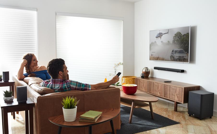 JBL Bar 5.1Channel 4K Ultra HD Soundbar with True Wireless Surround Speakers 7