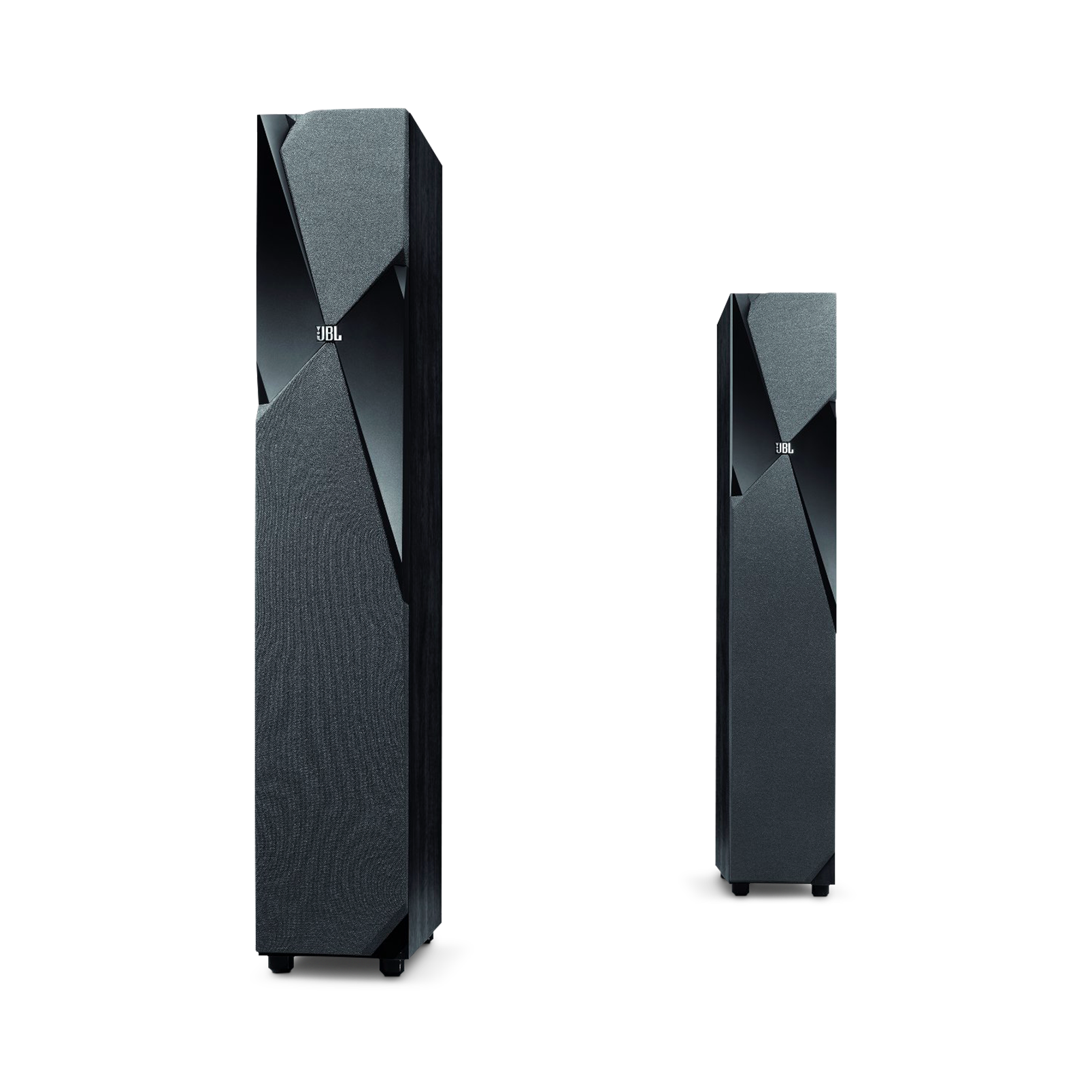 Studio 190 Wide Range 400 Watt 3 Way Floorstanding Speaker Onyx 1 Harman Kardon International Warranty