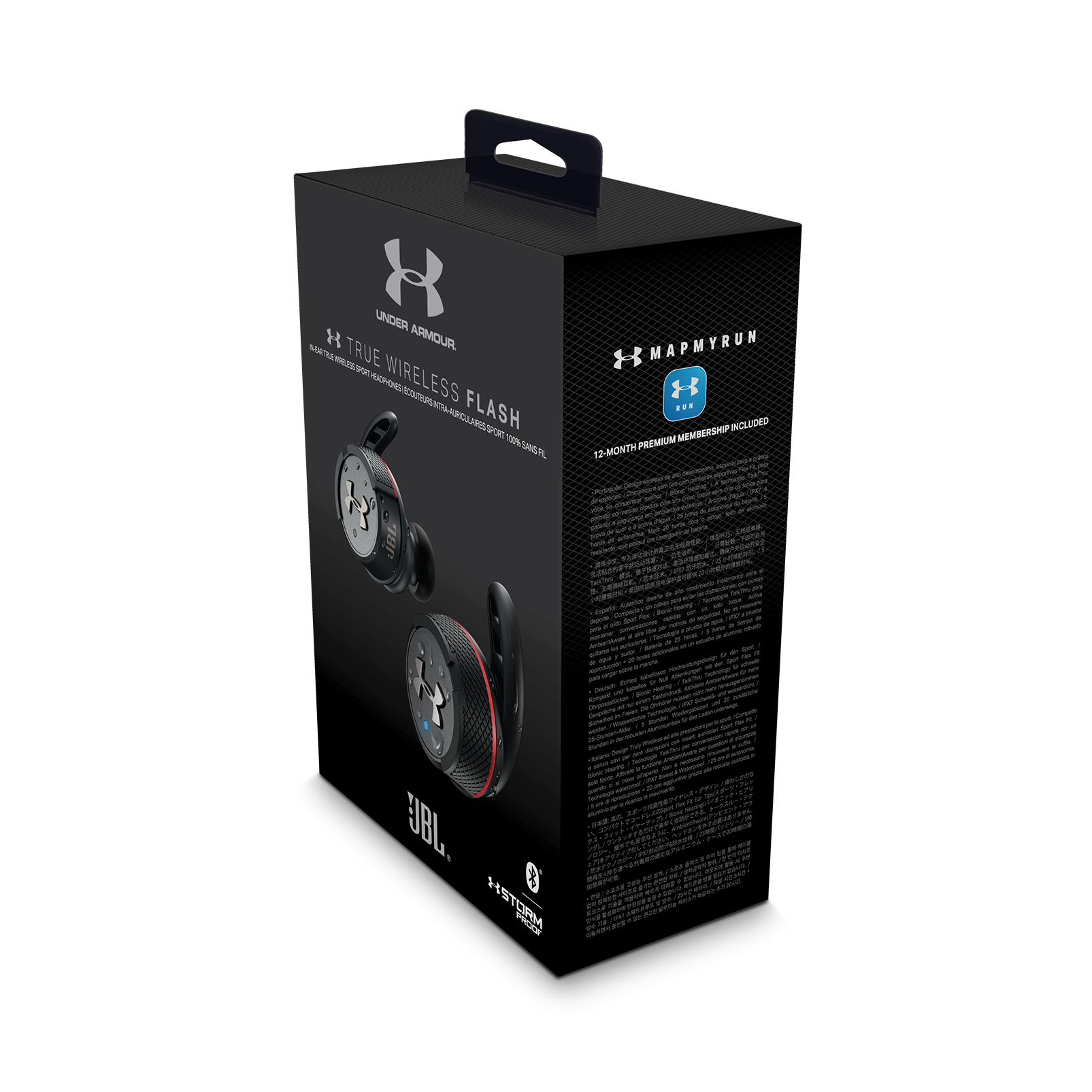 Under Armour® True Wireless Flash – Engineered by JBL®