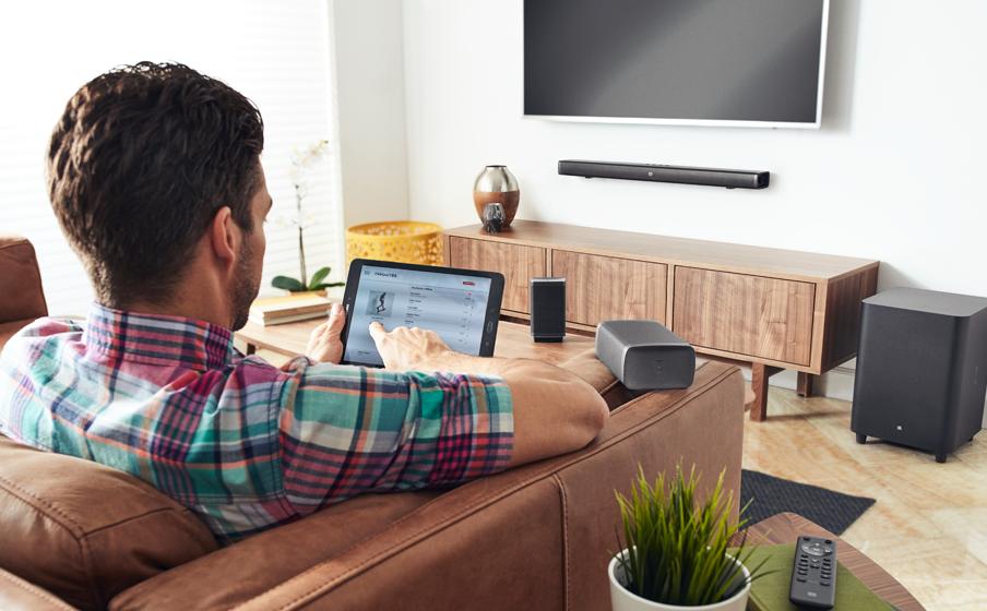 JBL Bar 5.1Channel 4K Ultra HD Soundbar with True Wireless Surround Speakers 9