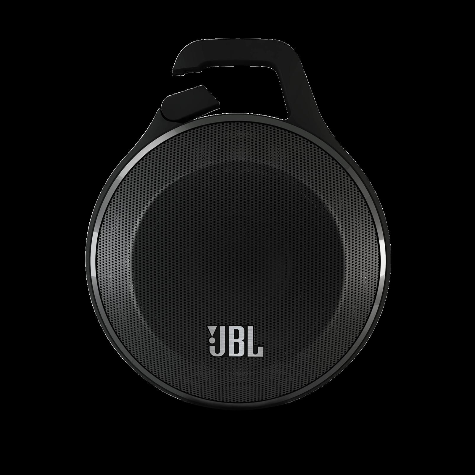 jbl clip ultra portable rechargeable speaker with integrated carabiner. Black Bedroom Furniture Sets. Home Design Ideas