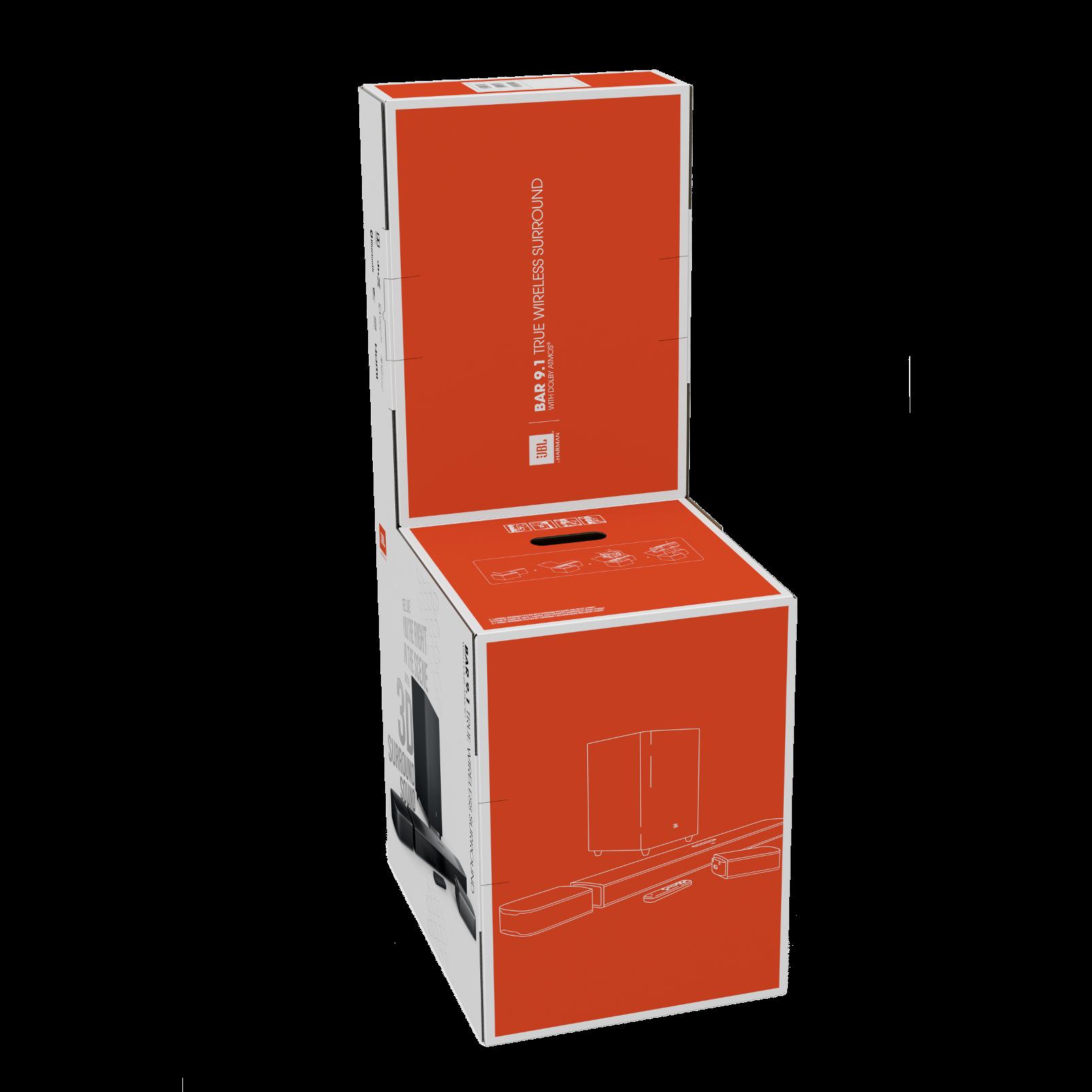 JBL CLub One Box vizualno