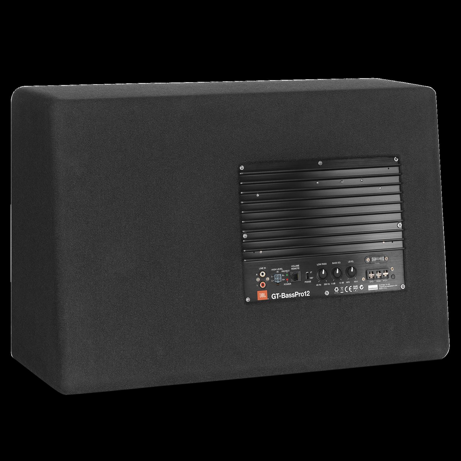 gt basspro 12 superior 12 inch ported powered car subwoofer. Black Bedroom Furniture Sets. Home Design Ideas