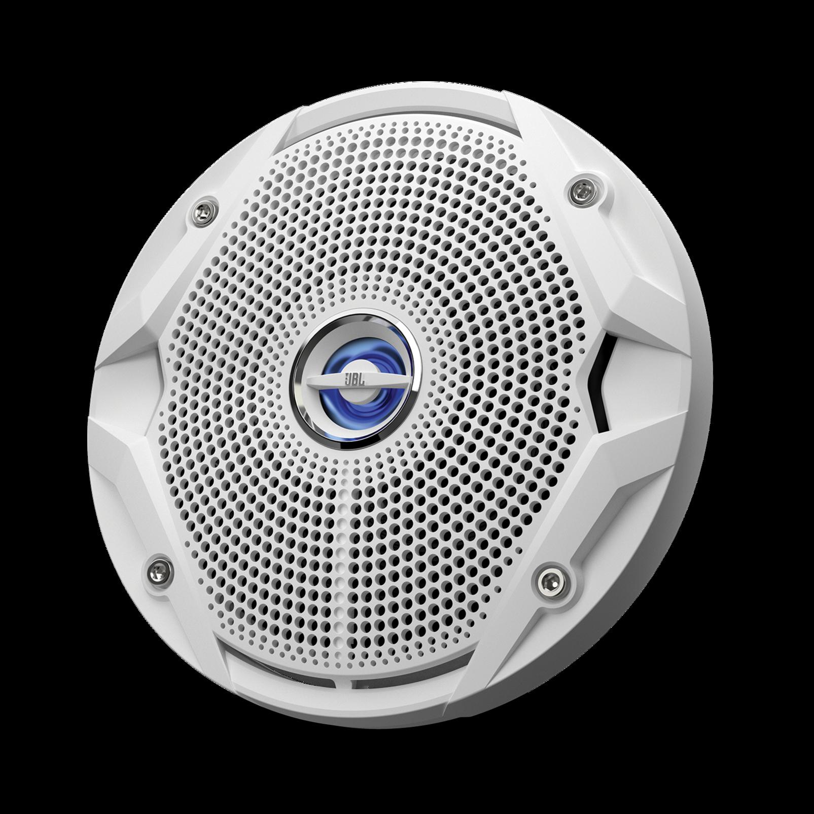 Pair JBL MS6520 6-1//2/'/' Two-Way Coaxial Marine Speakers Loudspeaker
