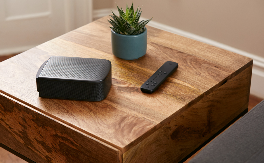 Detachable speakers that go anywhere