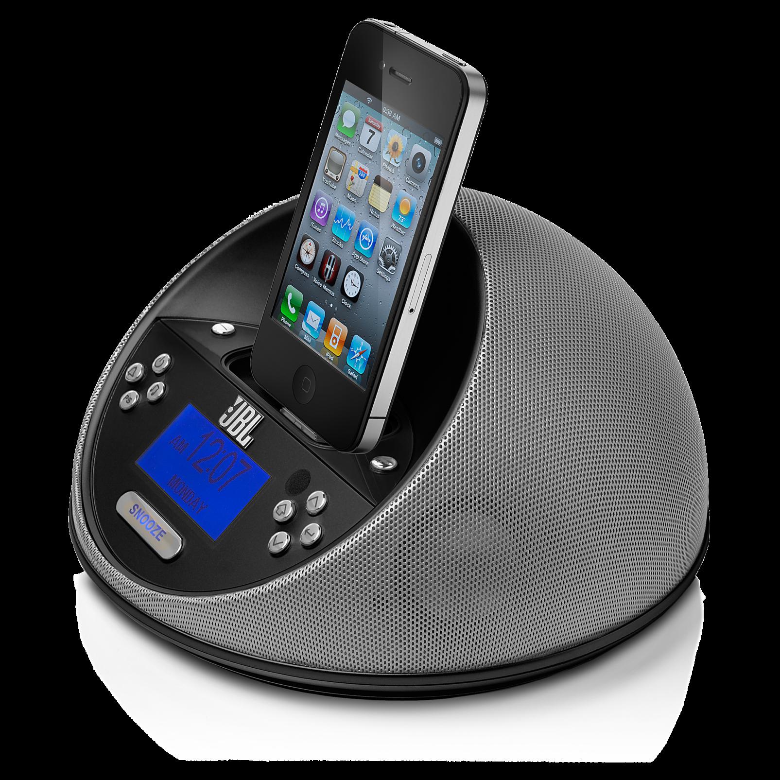 jbl on time micro loudspeaker dock and clock radio rh jbl com JBL S38II JBL Speaker Dock iPhone 5