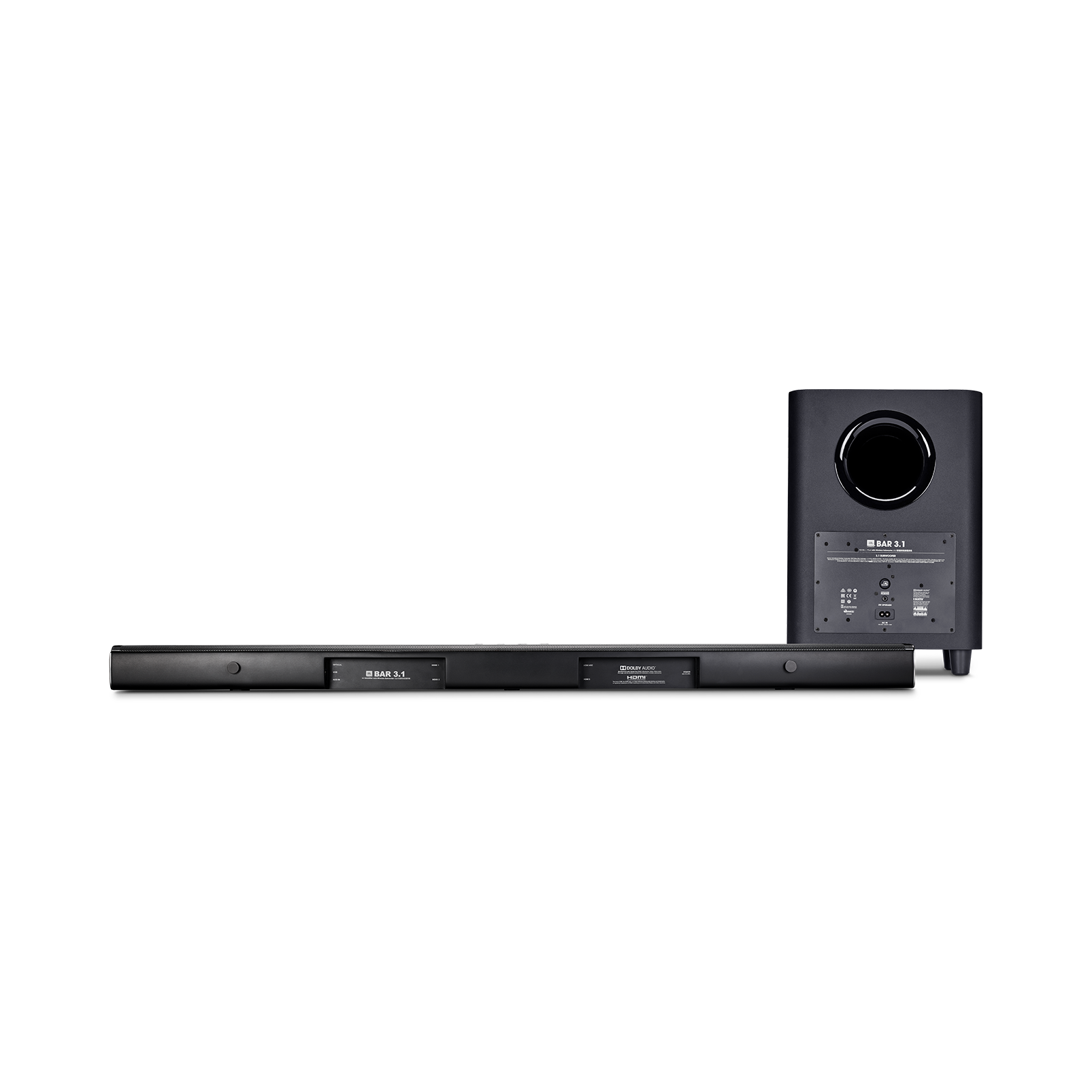 Jbl Bar 31 Channel 4k Ultra Hd Soundbar With Wireless Subwoofer The Remote Control System Has One Mode T You