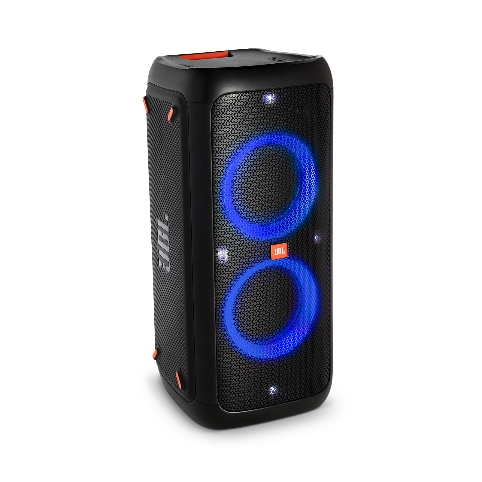 PA Party Speaker System Bluetooth Led Portable Stereo DJ Tailgate Loud w// Mic US