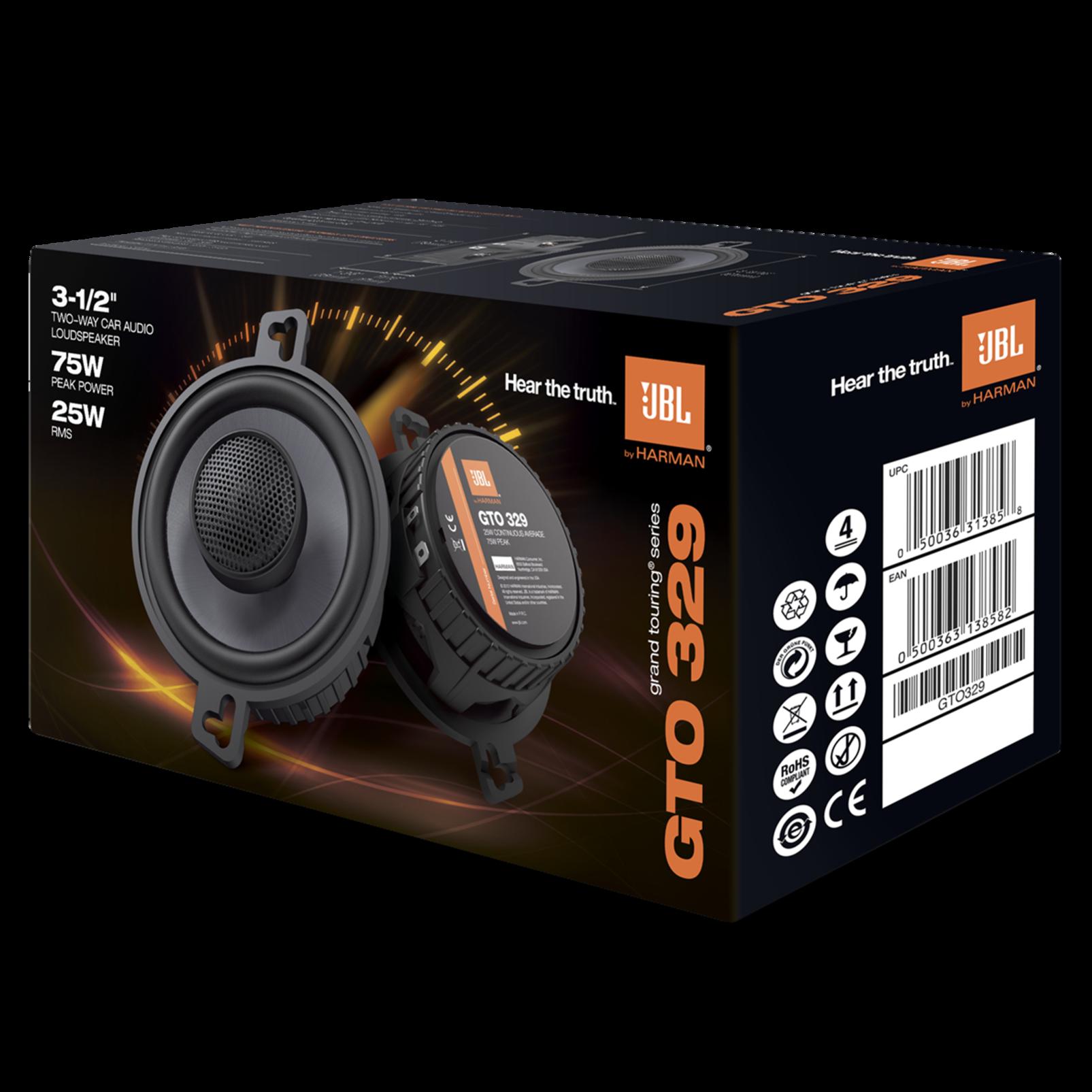 Gto329 75 watt two way 3 12 speaker system keyboard keysfo Image collections