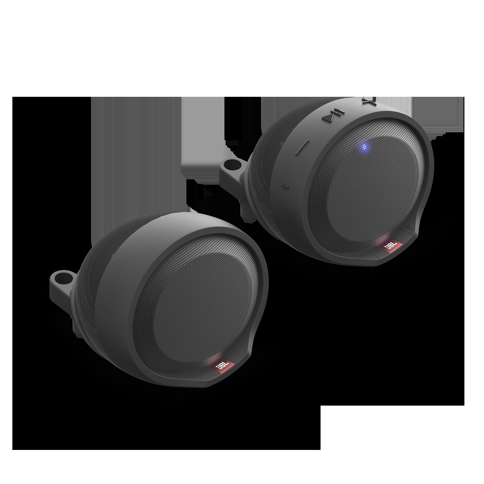 cruise handlebar mounted bluetooth audio system