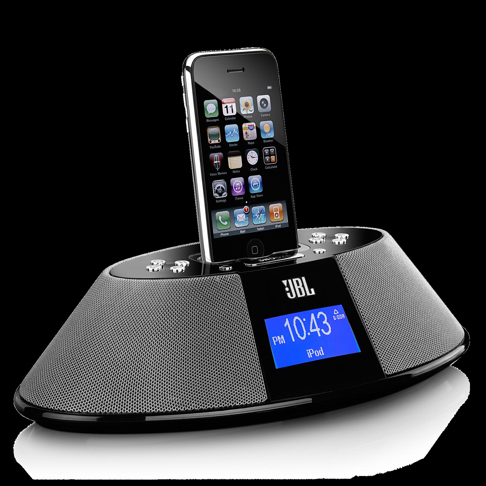 jbl on time 200p am fm radio dock for ipod iphone rh jbl com JBL Logo JBL On Time Micro