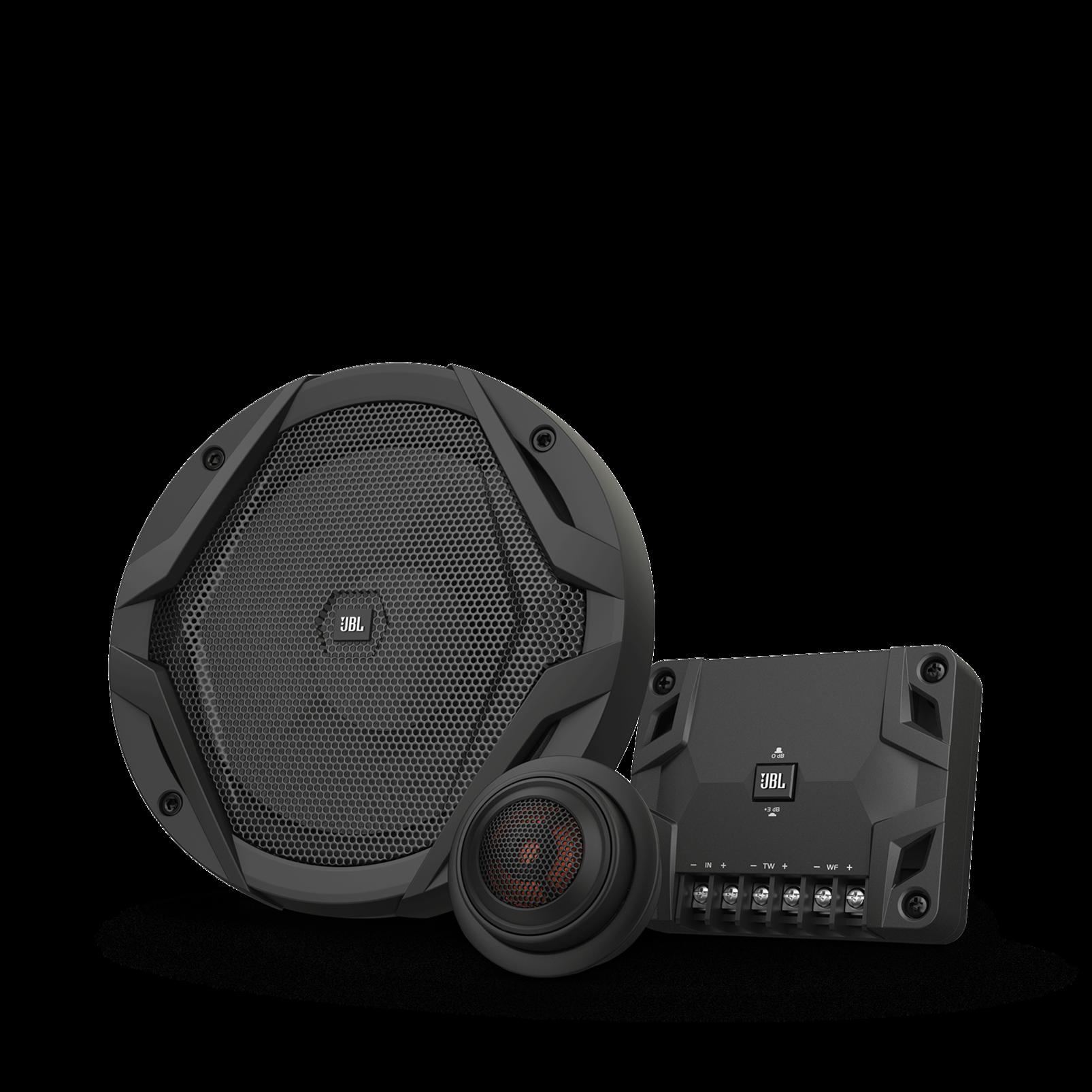 Gx600c 6 1 2 Car Audio Component Speaker System 210w Wiring Diagram 02 Toyota Sequoia Jbl