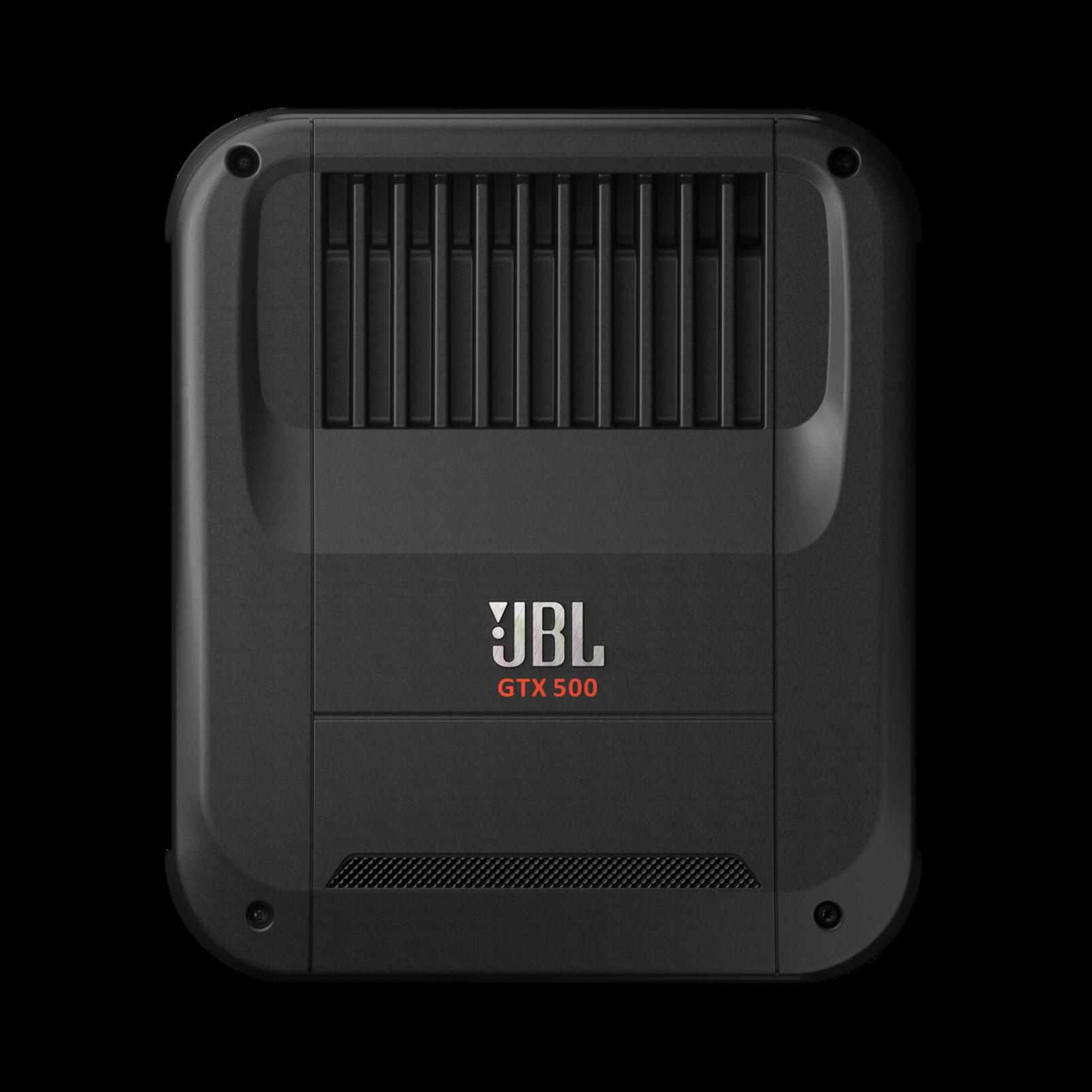 GTX 500 | 750 watt, Mono Subwoofer Amplifier
