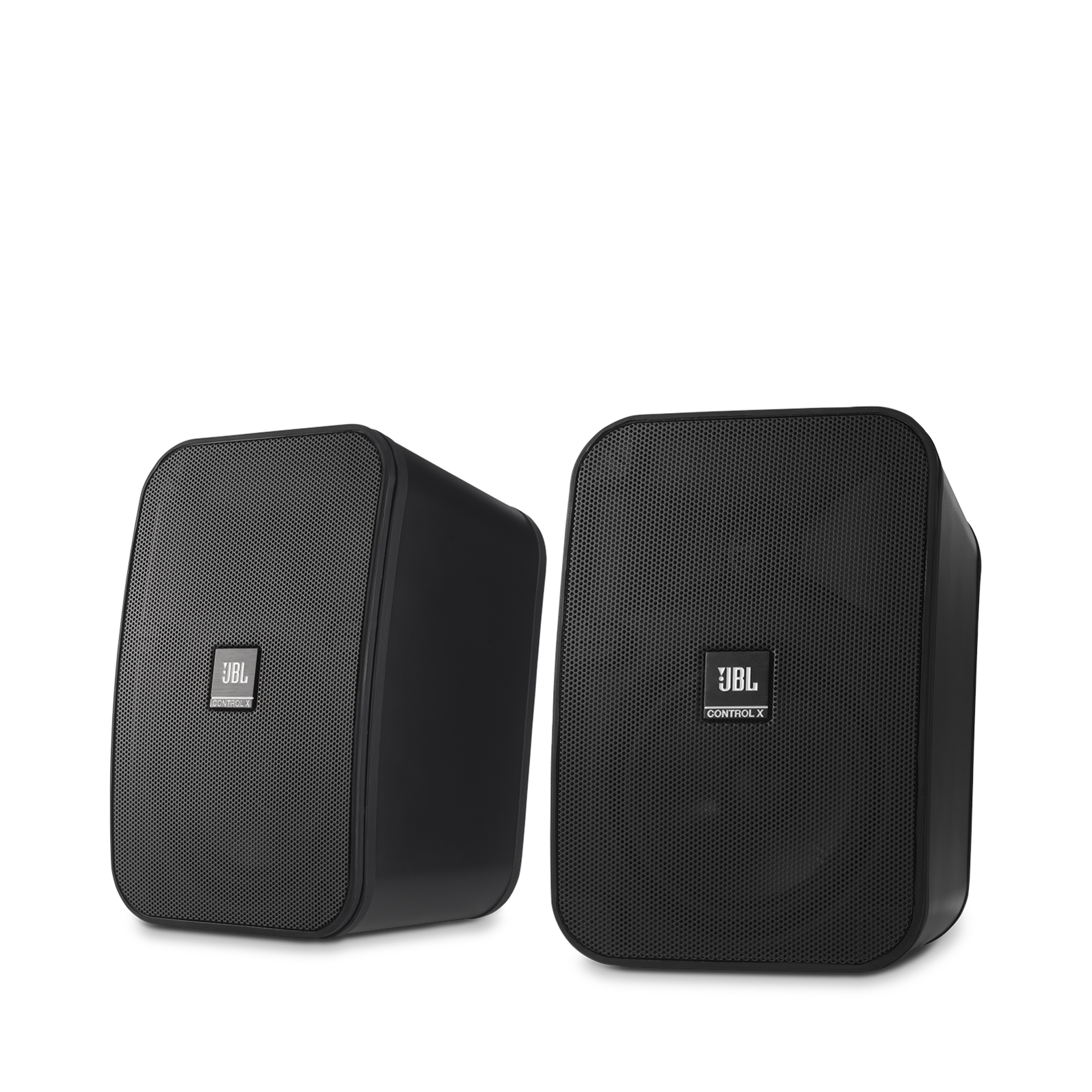 "JBL Control X - Black - 5.25"" (133mm) Indoor / Outdoor Speakers - Hero"